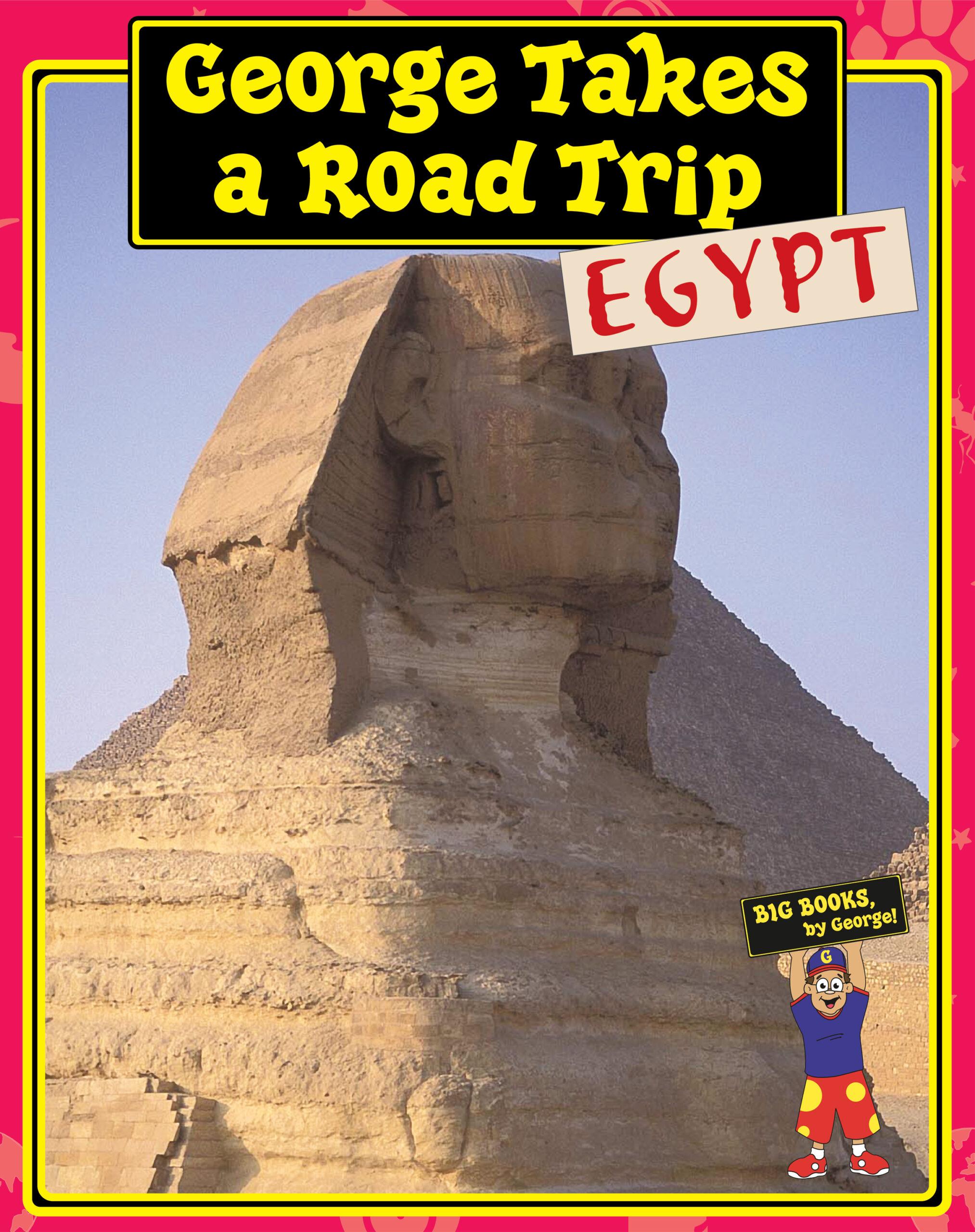 George Takes a Road Trip, Egypt
