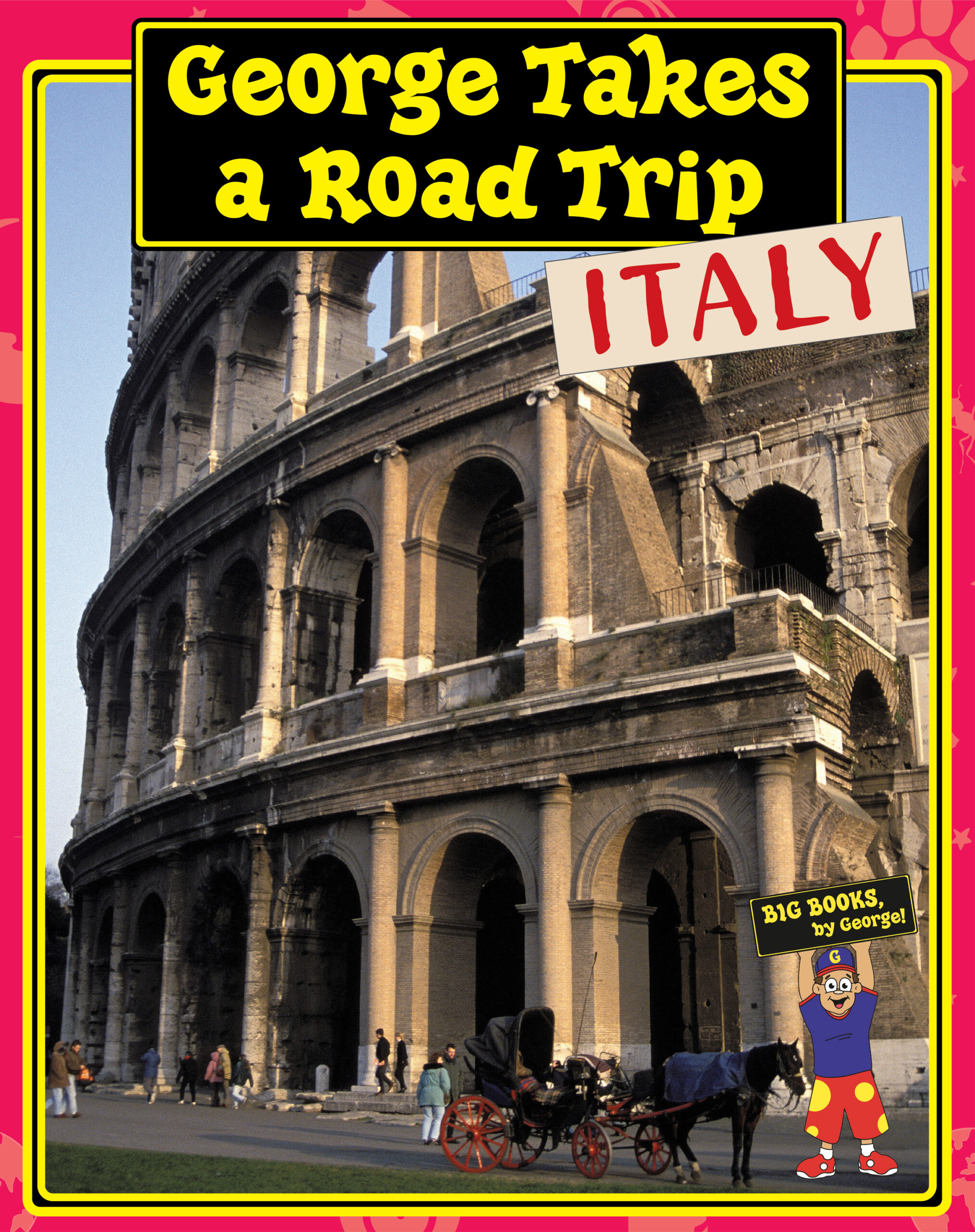 George Takes a Road Trip, Italy