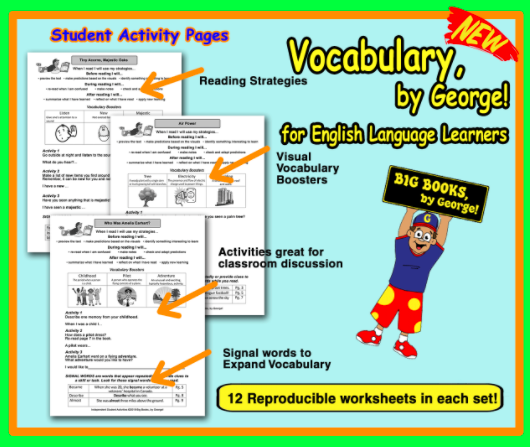 vocabulary by george