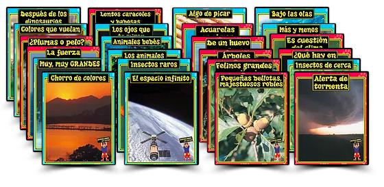 spanish non fiction